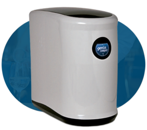 Filtro fuente osmosis inversa genius compact