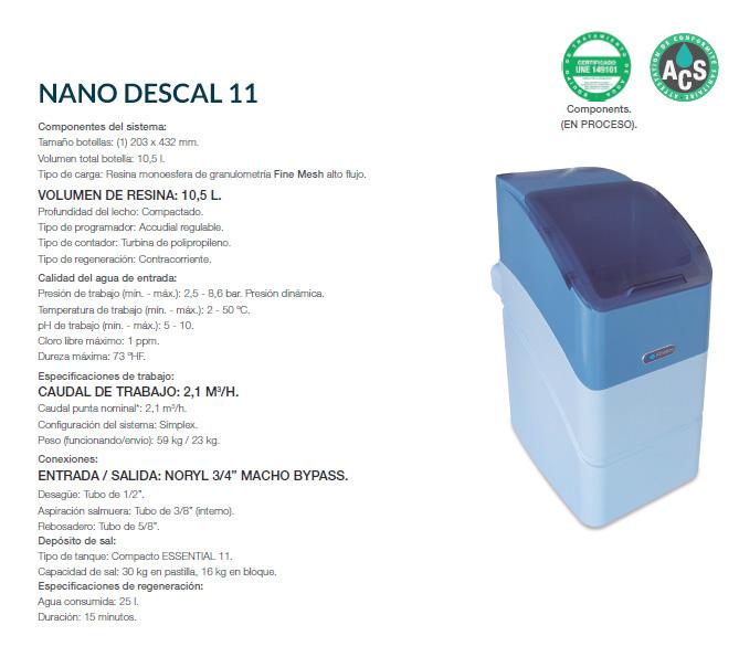 NANO DESCAL 11