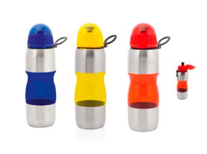 botellas aluminio
