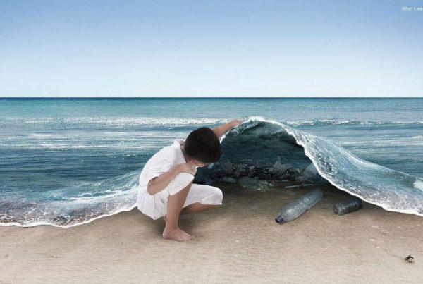 La contaminación en nuestros mares
