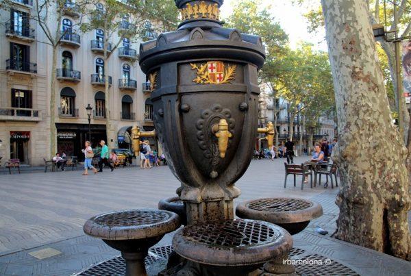 mantenimiento agua potable Barcelona