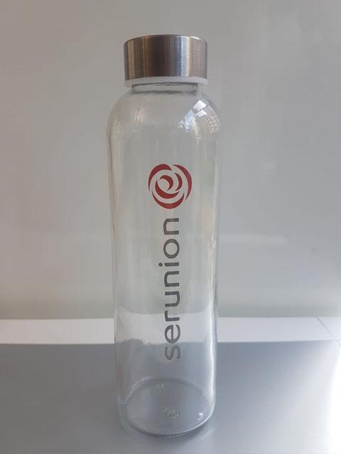 Botellas personalizadas Serunion