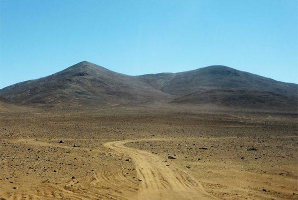 antofagasta desierto