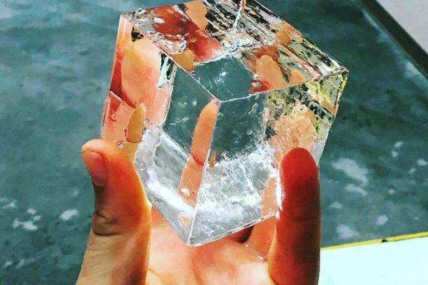 barcelona maquinas de hielo alquiler