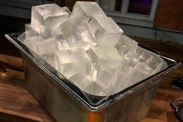 alquiler maquinas de hielo