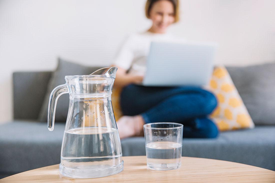 Consejos para beber más agua