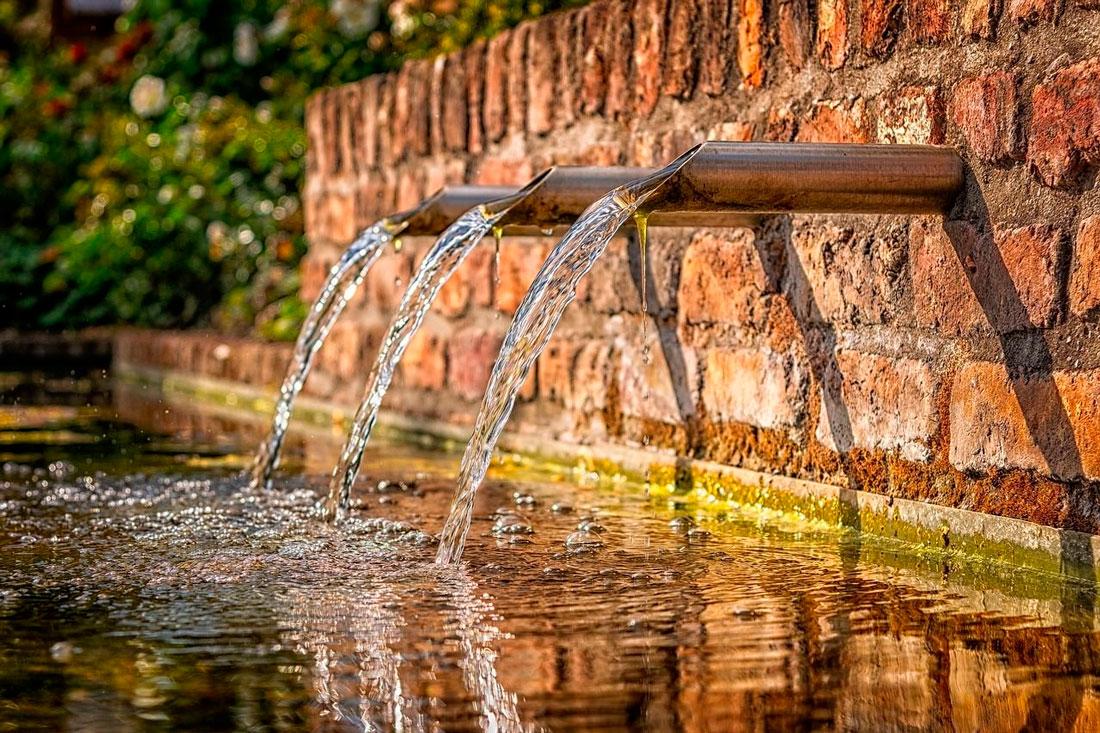 ¿Es segura la utilización de fuentes de agua en estos tiempos?